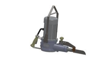 Электропила ФЭГ (ПРТ-3) (380В) (для распиловки грудной кости)